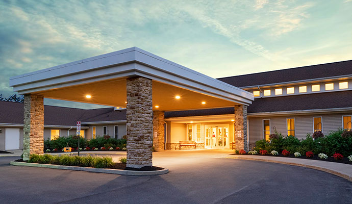 Nursing Home Williamsville New York