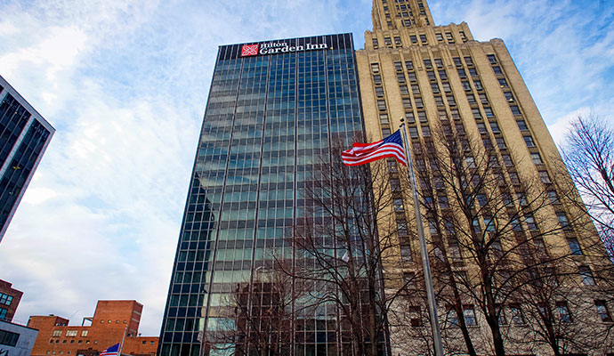 Hilton Garden Inn Buffalo Ny Hamister Group Llc