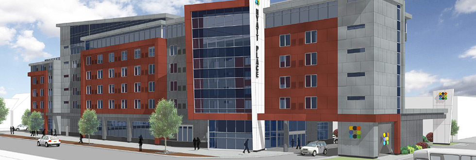 Hyatt Place in Niagara Falls to Break Ground