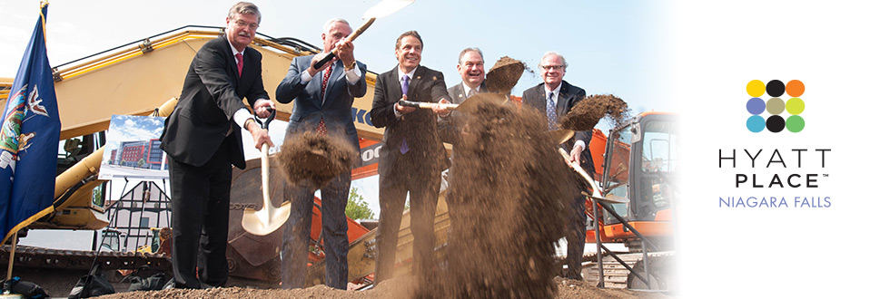 Hamister Group, LLC breaks ground on Hyatt Place Hotel