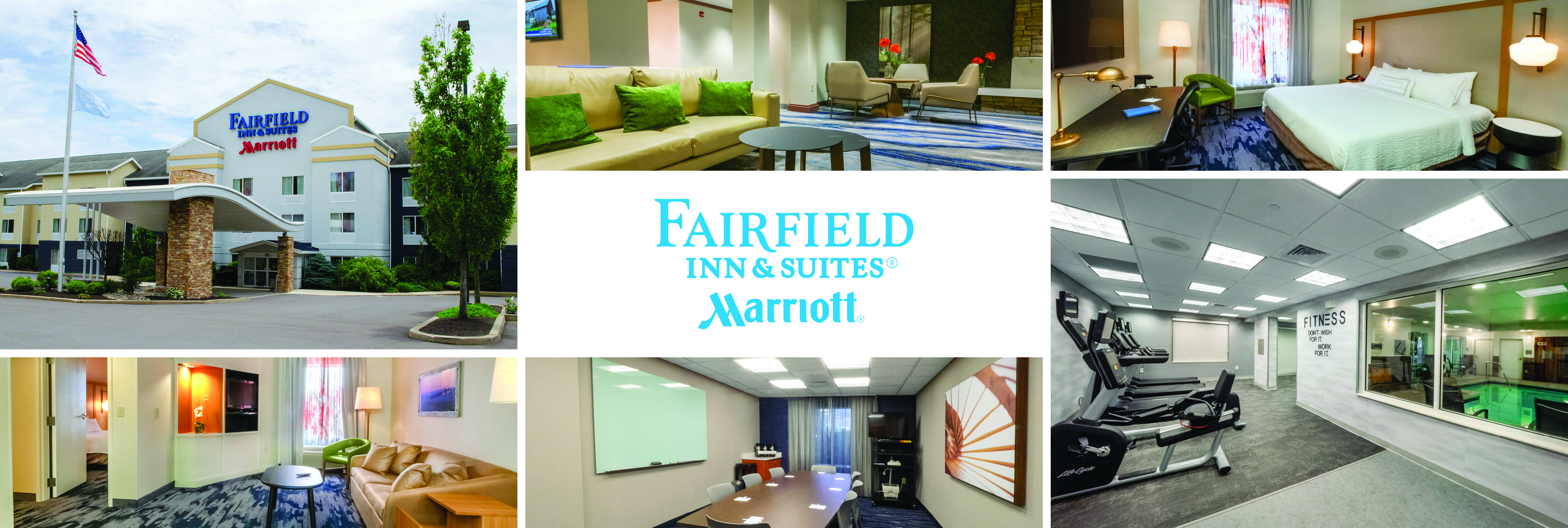 Fairfield Inn and Suites in Hazleton, PA