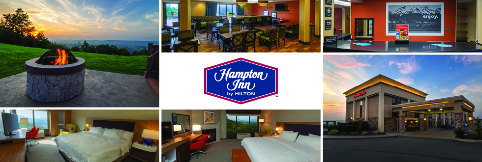 Hampton Inn by Hilton is a hotel in Hazleton, PA
