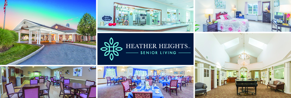 Heather Heights Assisted Living Facility in Pittsford, NY