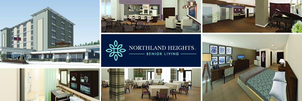 Northland Heights Assisted Living Facility in Pittsburgh, PA