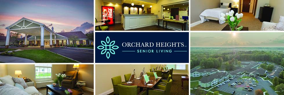 Orchard Heights Assisted Living Facility in Orchard Park, NY