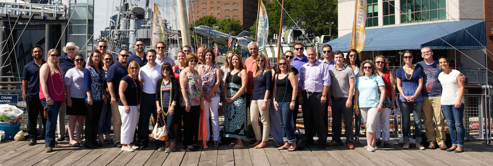Hamister Group Treats Co-Workers to Buffalo Harbor Cruise