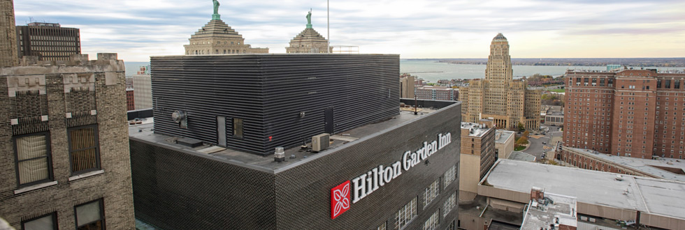 Hilton Garden Inn Buffalo Downtown Now Open