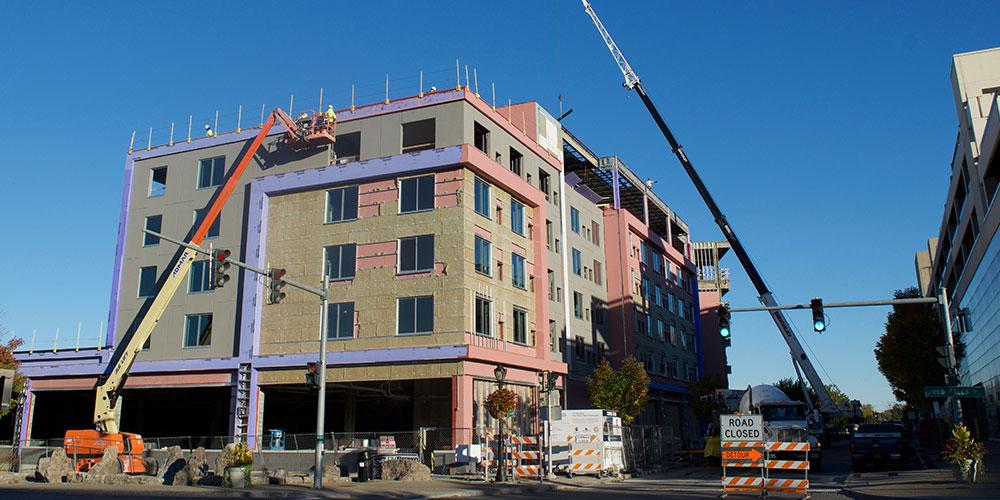 Hyatt Place Niagara Falls Hotel Project Nears Completion