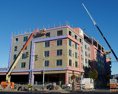 Hyatt Place Niagara Falls Hotel Project Nears Completion