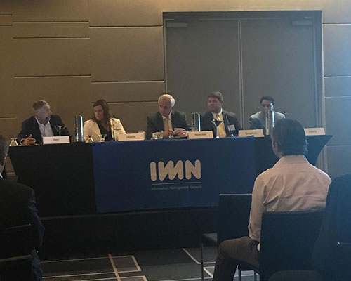 Hamister Hospitality Fund Team Attends IMN Real Estate Investors Conference